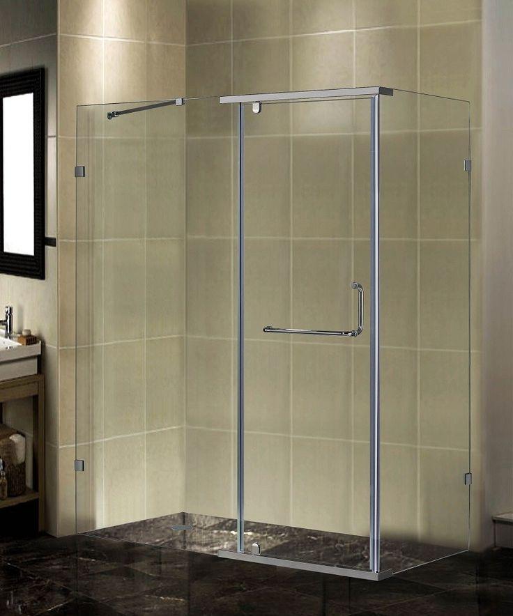 Semi Frameless Rectangular Shower Enclosure. Rectangular Shower  EnclosuresBathtub Enclosures