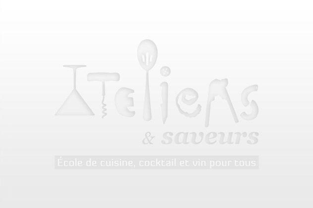 Tartare de saumon asiatique, avocat et croustillant de Wonton | Recettes de Cuisine | Ateliers & Saveurs