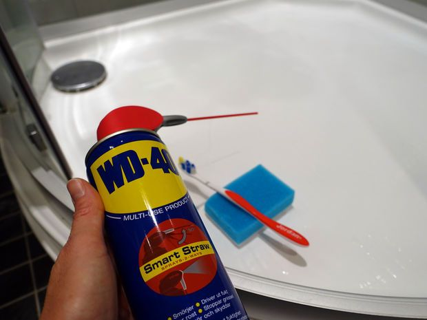 Smart rengjøringstips for dusjen/badet