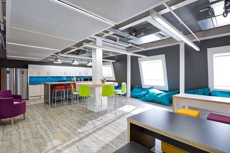 17 Best About Offices Workspaces Pinterest – Wonderful Image