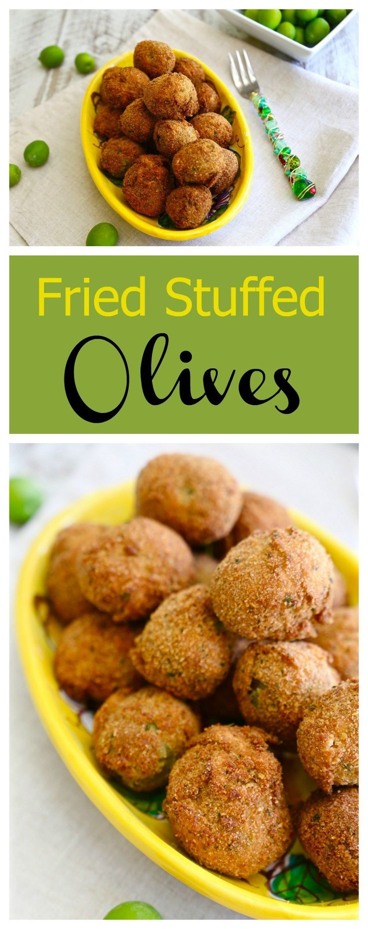 Italian Fried Stuffed Olives La Bella Vita Cucina
