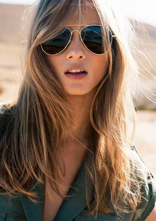 15 Best Haircuts for Girls with Long Hair