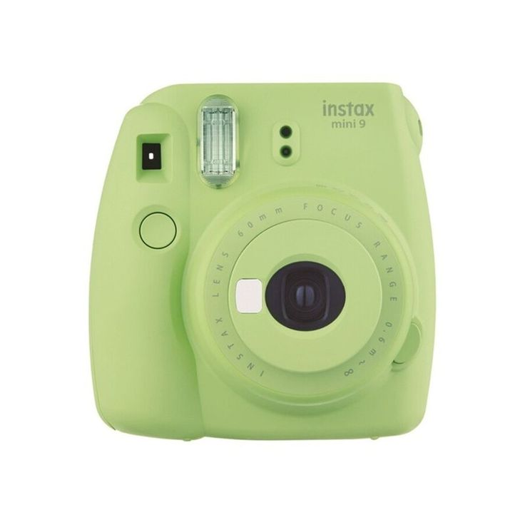 Instant Instax Mini Camera 9 Green Lemon – Size: One Size
