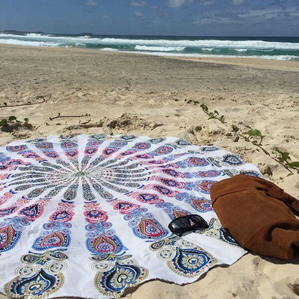 Mandela Beach Throw