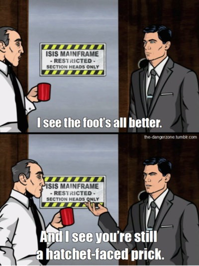 Archer pulls no punches.