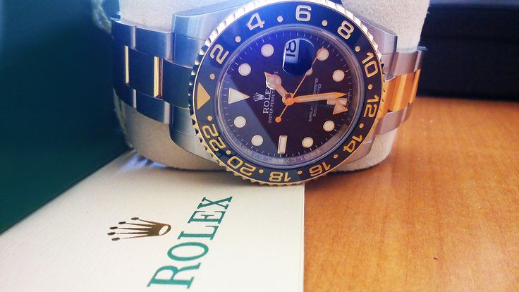 #Rolex #GMT_Master 116713LN black dial #swisswatchdealers