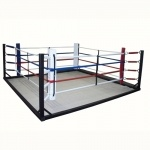 Deluxe Boxing Floor Ring 20'x20 $2999.00