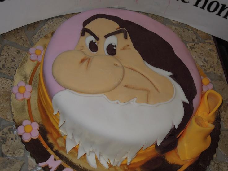 Cake Decorating Birthday Cake