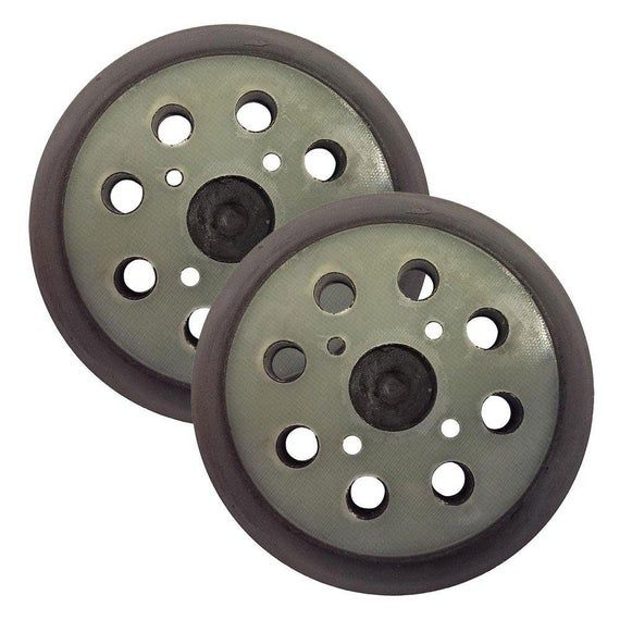 Superior Electric Rsp28 K 5 Inch Sander Pad Hook And Loop Replaces Milwaukee Oe 51 36 7090 51 36 7100 Ryobi Oe 300527002 975241002 Milwaukee Dust Collection