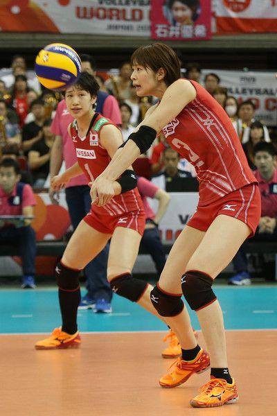 Saori Kimura Photos - Japan v Algeria - FIVB Women's Volleyball World Cup Japan 2015 - Zimbio