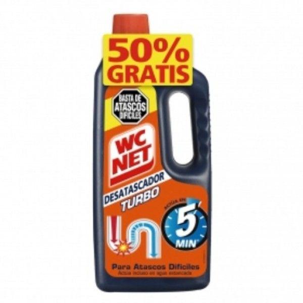 Wc Net Desatascador Turbo 500ml 500ml Utensilios De Limpieza