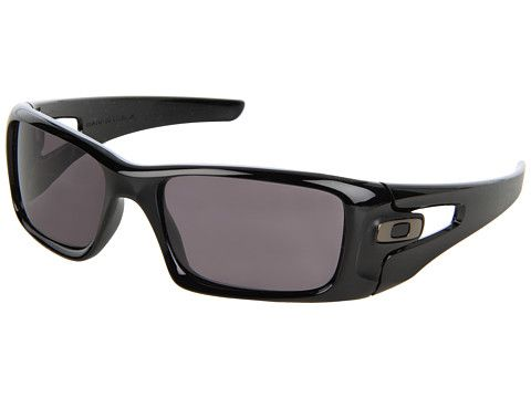 Oakley Crankcase Polished Black W/Warm Grey - 6pm.com