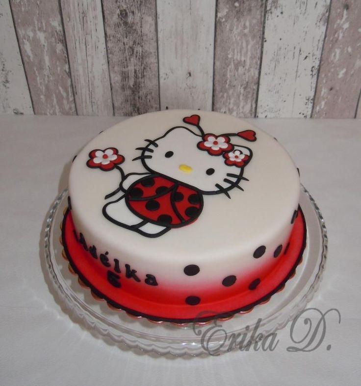 hello kitty - Cake by Derika