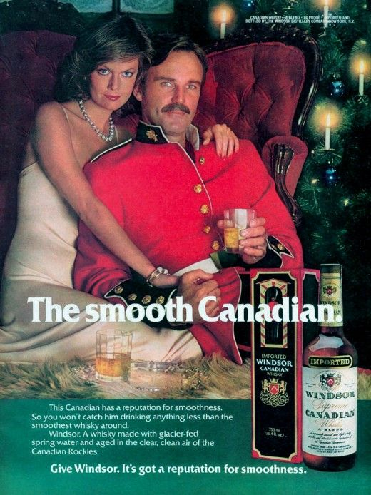 """Before there was the """"Most Interesting Man in the World"""" there were... the Canadian Mounties"""