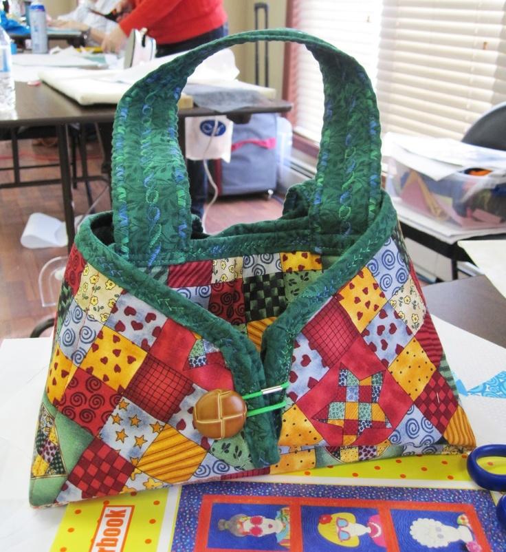 Amy bradley designs bag storage iron storage quilting