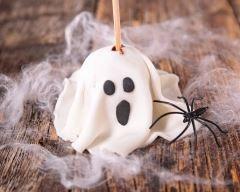 Pop cakes fantomatiques d'halloween  Ingrédients
