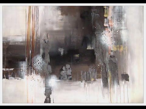 Acrylmalerei – acrylic painting : abstrakt und spo…