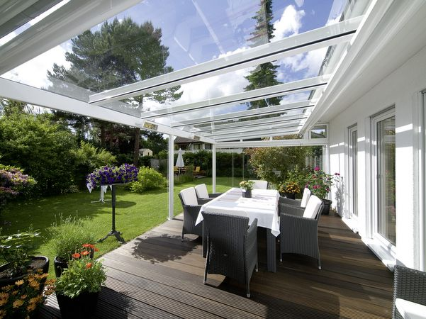 Our Glass Verandas offer the perfect outdoor addition to your garden, modern designs & competitive prices. Get in touch with our UK based designers today!