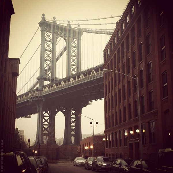 Lasting Icons of Urbanism (Brooklyn; photo by Anna of blog Door 16)