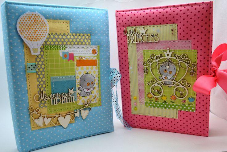 Блокноты для маминых заметок! - Скрапбукинг (бумажный) - Babyblog.ru