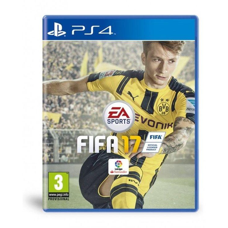 """¡Se acerca FIFA 17! Aprovecha ahora la oferta de The Shop Gamer en ebay con la promoción """"El Gran Retorno"""" con precios vigentes para todas las plataformas hasta el día 11 o fin de existencias."""