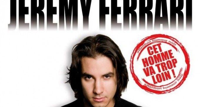 Jeremy Ferrari «Cet Homme va trop loin» à Aix en Provence