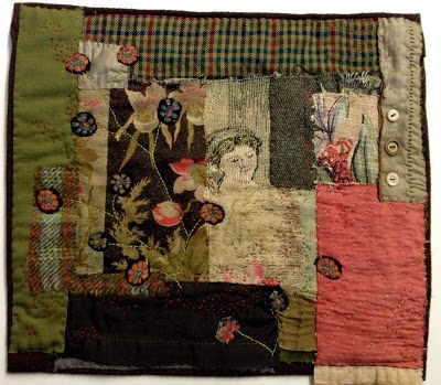 Mandy Pattullo / Thread and Thrift: Le Festival of Quilts