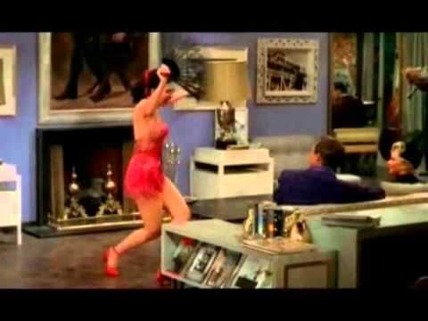 Heat wave cinema....'Too Darn Hot' from Kiss Me Kate.   Who knew tap dancing could be so sexy?