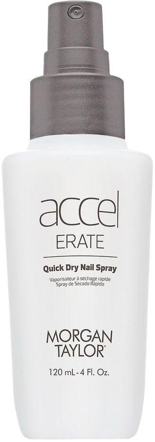 Morgan & Taylor MORGAN TAYLOR Morgan Taylor Accelerate Quick Dry Nail Spray - 4 oz.
