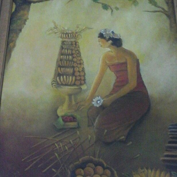 Pin Oleh Mohd Suhairi Pada Lukisan: Pin Oleh Iswanto Wanto (081515165771) Di Lukisan Kanvas