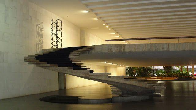 Blog da Arquiteta: Brasília: Palácios do Itamaraty e da Justiça
