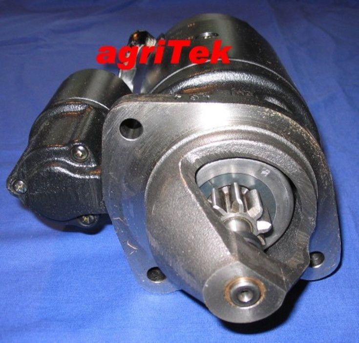 Anlasser, Starter für Deutz 3,7kw  3 x 127mm  9 Zähne FL 712 - FL 913