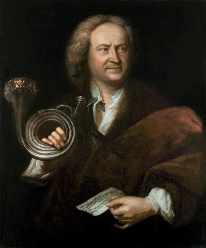baroque trumpet painting - photo #25