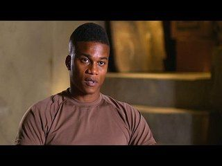 American Sniper: Cory Hardrict Interview --  -- http://www.movieweb.com/movie/american-sniper/cory-hardrict-interview