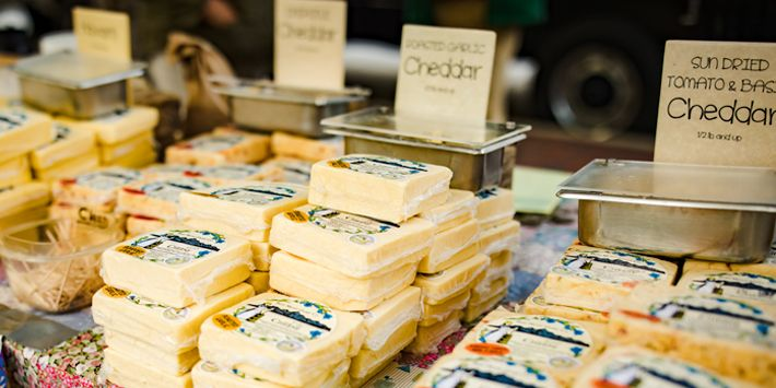 Satisfy your inner cheesehead with these fun facts about Wisconsin cheese (and tips on where to taste it yourself!)