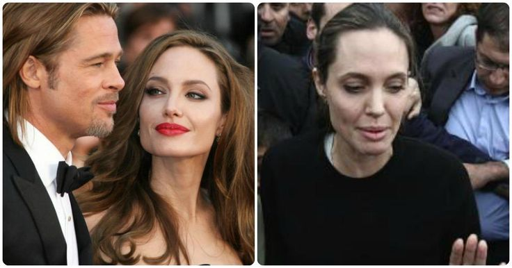 Las separaciones nunca son cosa fácil, afectan gravemente en lo anímico y se termina reflejando hasta en la propia salud. Angelina Jolie y Brad Pitt era la pareja modelo de Hollywood, por donde pasaban causaban sensación y siempre había un ejército de paparazzis siguiéndolos a todos lados para tomar la foto o realizar la entrevista en cuando se generara la información.