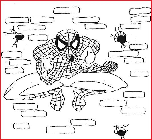 Ms de 25 ideas increbles sobre Dibujos de spiderman en Pinterest