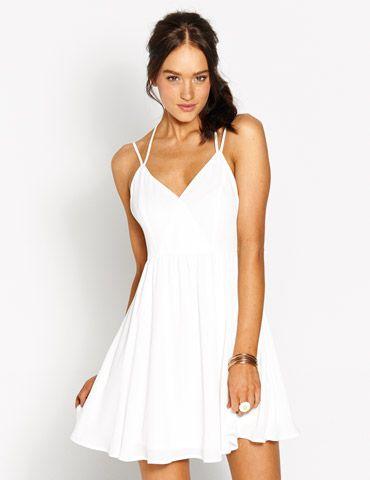 Mia Strappy Back Dress
