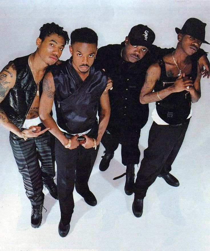 Jodeci on YouTube Music Videos
