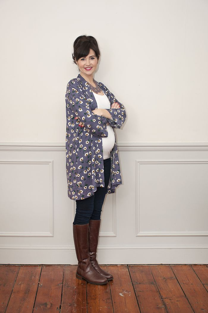 Update your handmade wardrobe this spring with the Kimono Jacket, the perfect piece for layering in style! Stylish, flattering and comfortable, the Kimono Jacket adds a touch of effortless charm to any outfit | Sew Over It Kimono Jacket