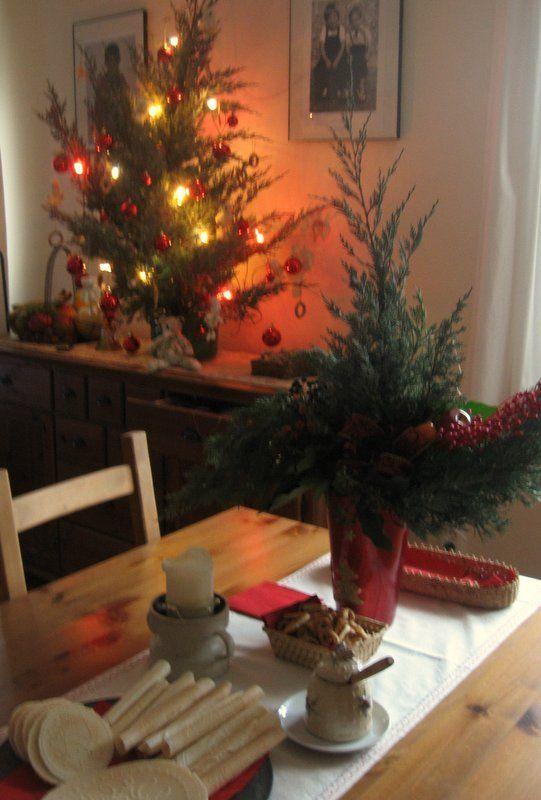 Môj vianočný stôl
