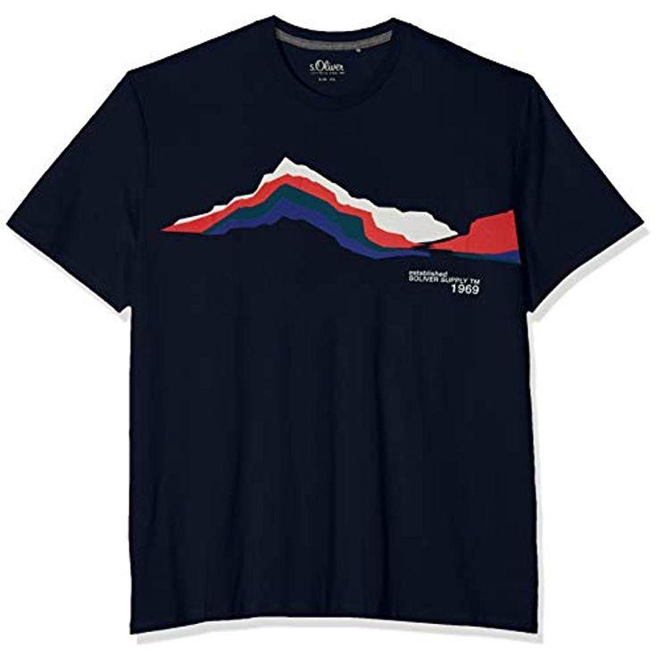 s.Oliver Big Size Herren T-Shirt #Bekleidung #Herren #Bademode #Badeshorts #Bekl…