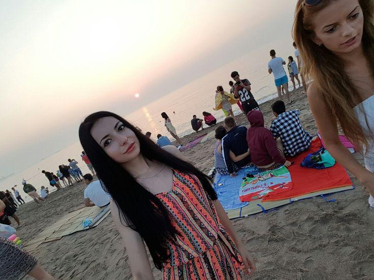 Sunrise .. sea