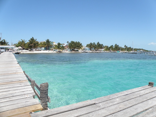 Where I want to be right now! Caye Caulker, Belize