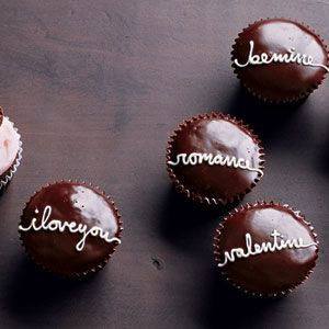 Martha Stewart's Chocolate Glaze - Cupcake Icing Recipes - Delish.com