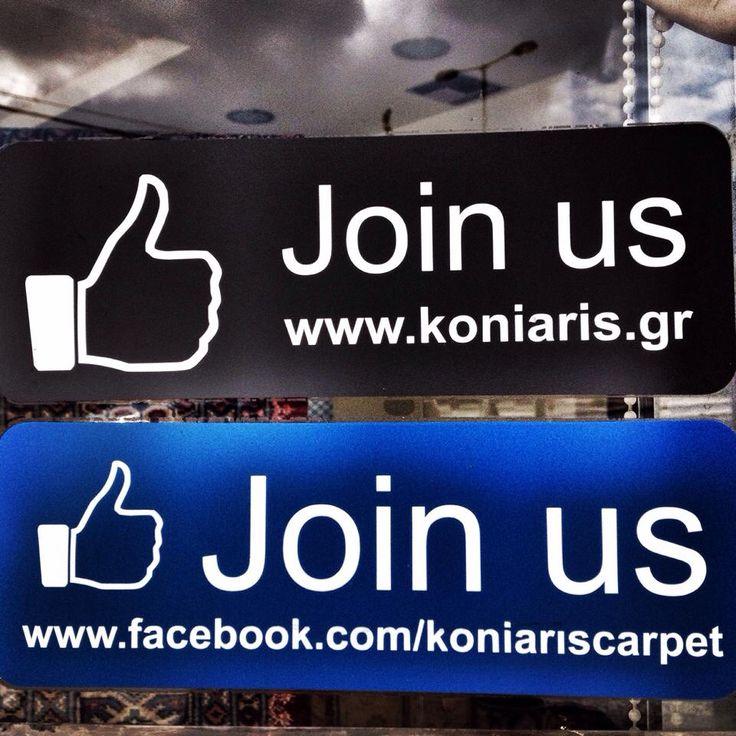 Join us - www.koniaris.gr