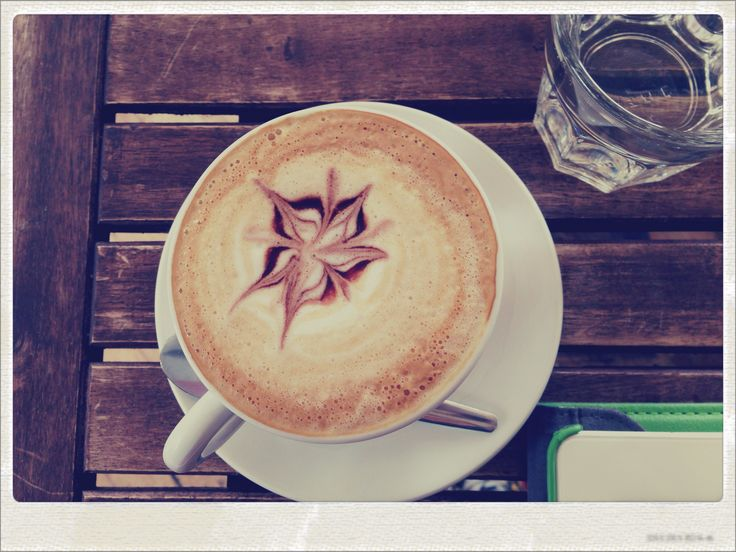 Excellent #cappuccino in C is for Cookie #Reykjavik