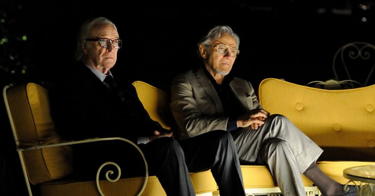 Michael Caine and Harvey Keitel, playing a composer and a filmmaker, look back on their long friendship from the perspective of an exclusive Alpine retreat.