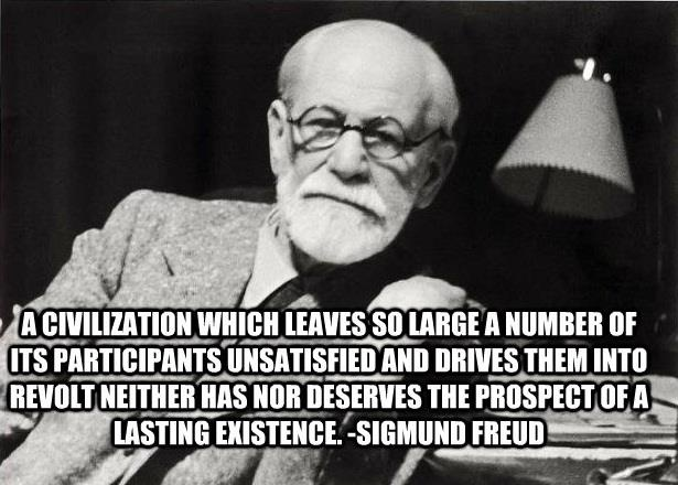 the notable works of sigmund freud in psychology Sigmund freud (born schlomo sigusmund freud) was born on may 6, 1856 in  the  world war i brought the burgeoning movement of psychoanalysis to a  virtual  most famous prodigal disciples is carl jung, who extended freud's  insights in.