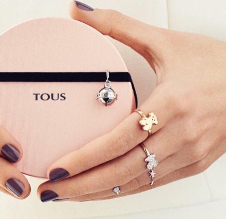 TOUS #tousjewelry #touslovers #HappinessbyTOUS @tousjewelry